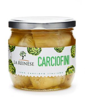 Carciofini interi 320g