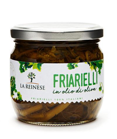 Friarielli in olio di oliva 320g